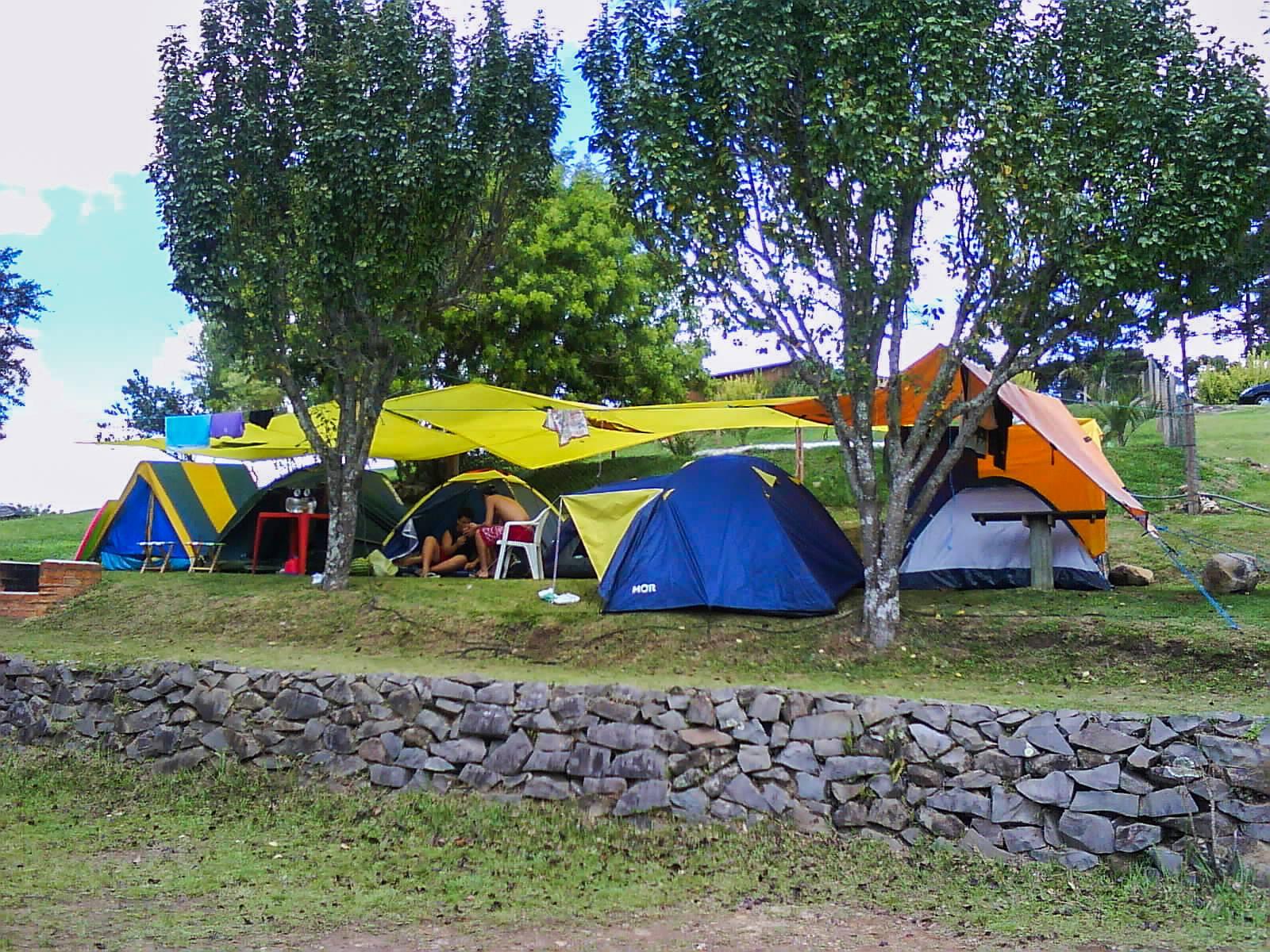 Parque das Cascatas - Lajeado Grande/RS