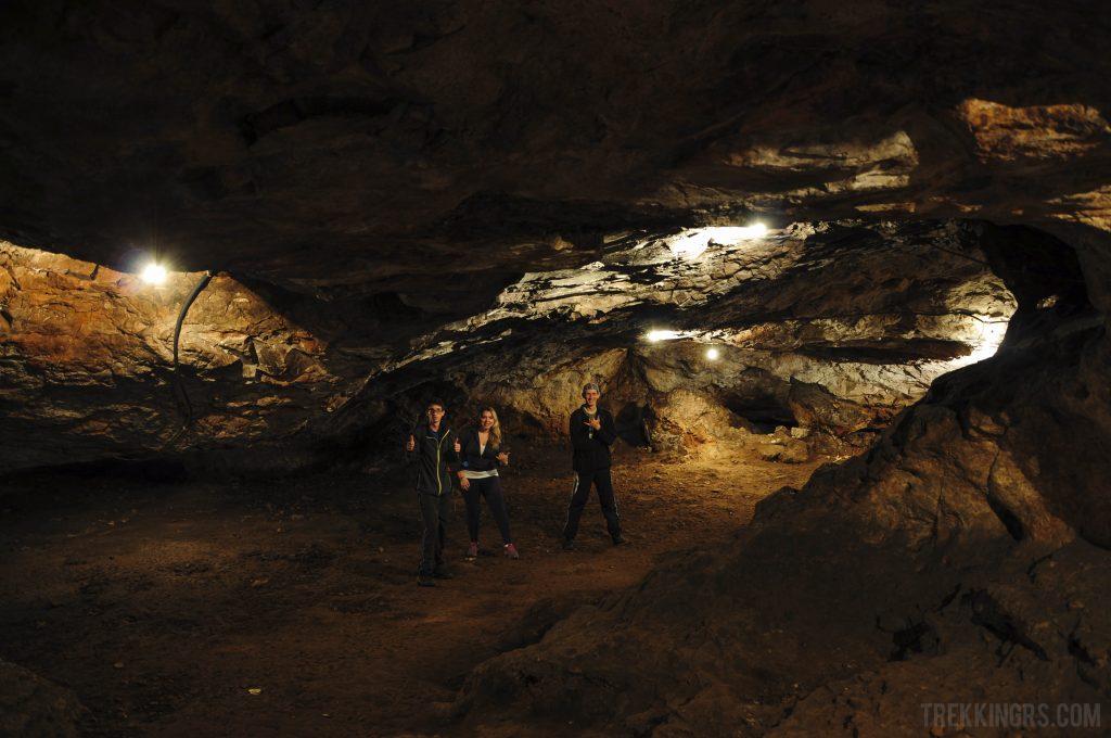 Caverna Indígena em Veranópolis/RS