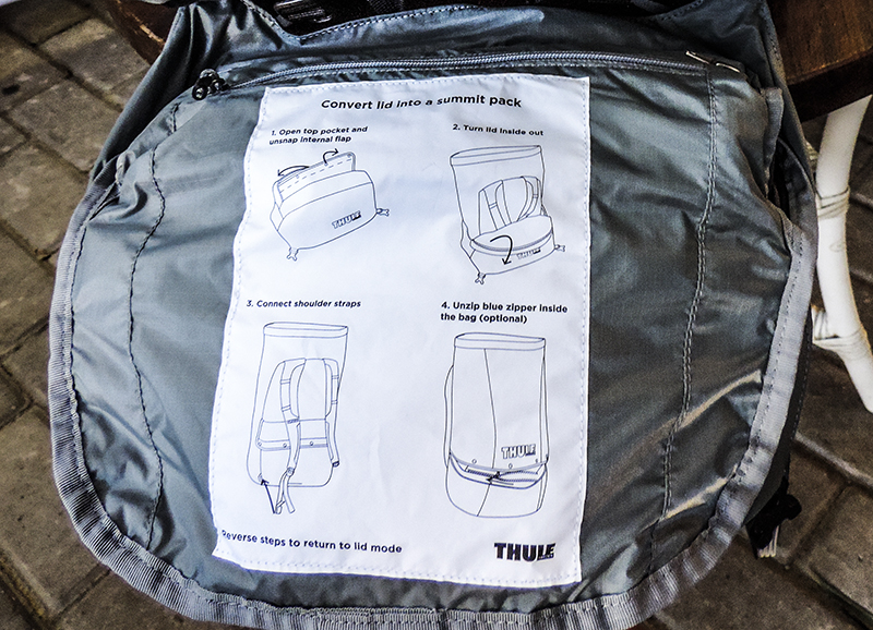 Thule Guidepost
