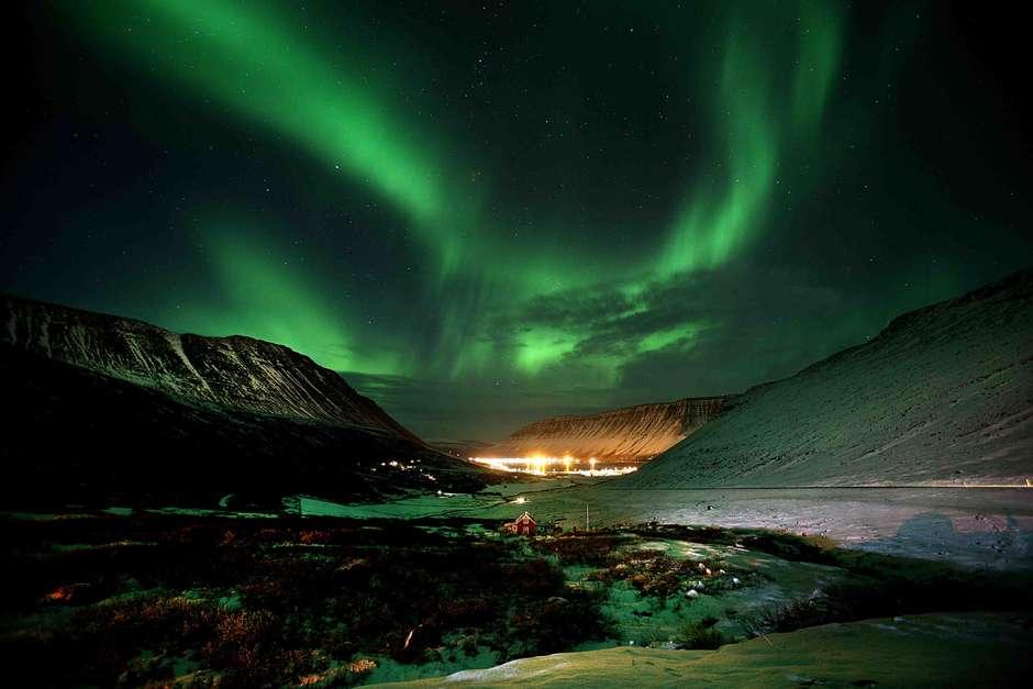 auroras boreais