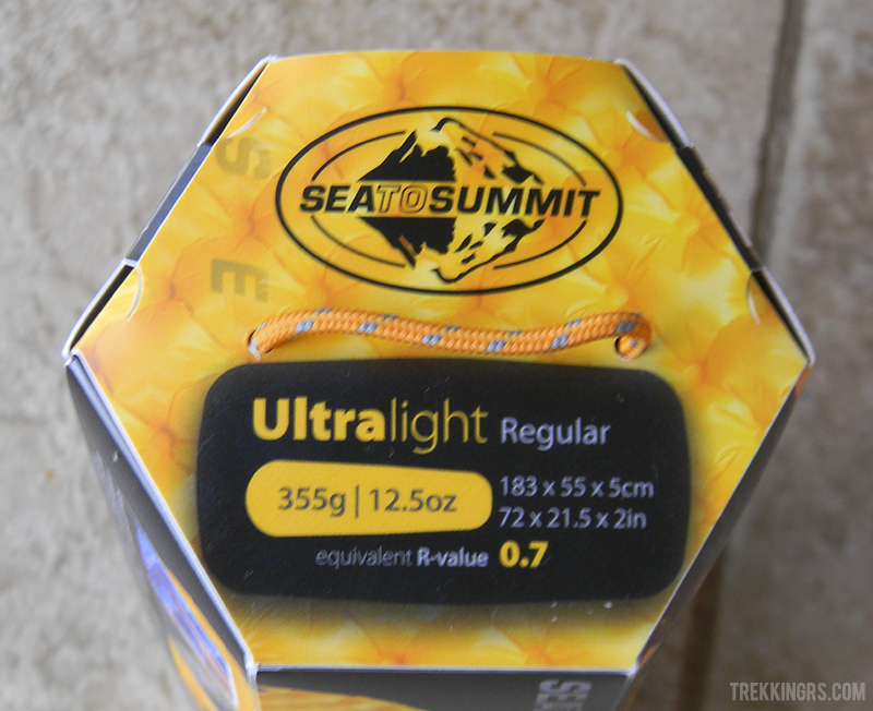 UltraLight Regular Sea To Summit