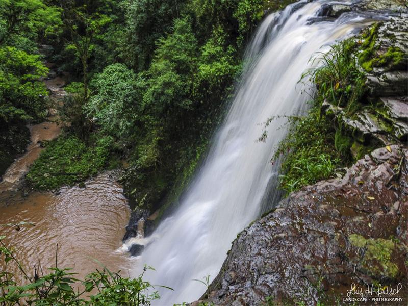 Mirante Gelain na Serra Gaúcha