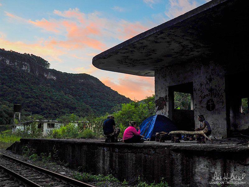 Ferrovias abandonadas da Serra Gaúcha