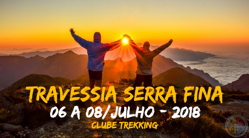 Travessia de trekking 2018