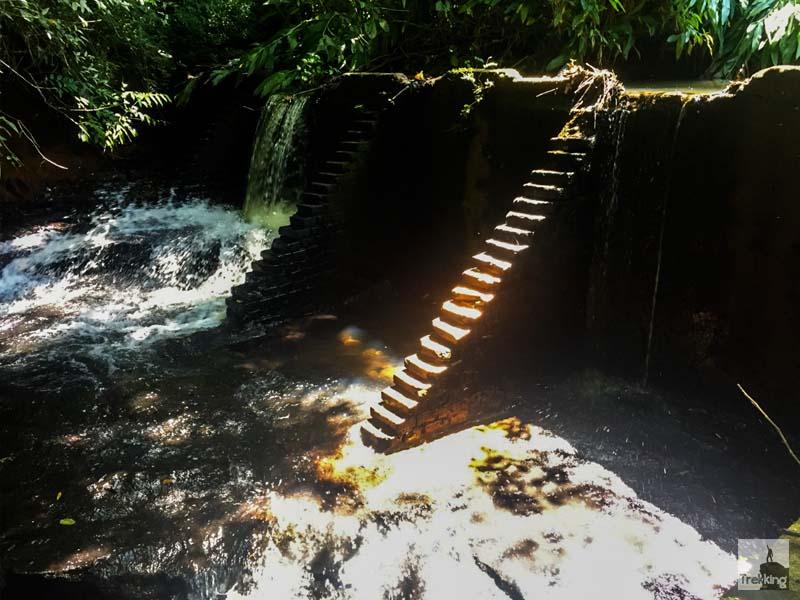 Trilha das Represas