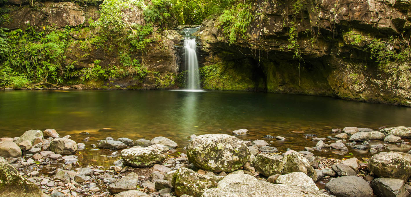 Três Cachoeiras Rio Grande do Sul fonte: trekkingrs.com