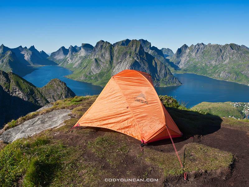 Barraca de Trekking