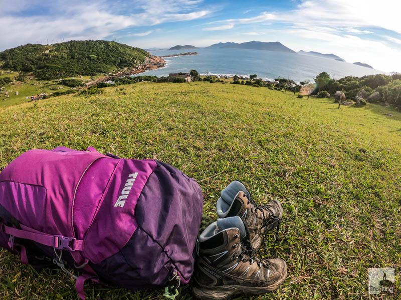 backpacker Vale da Utopia