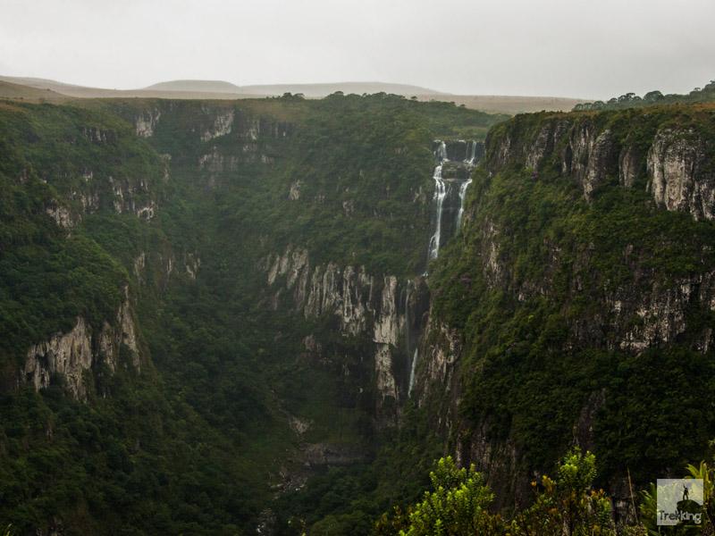 Cachoeira do Tigre Preto - Aparados da Serra