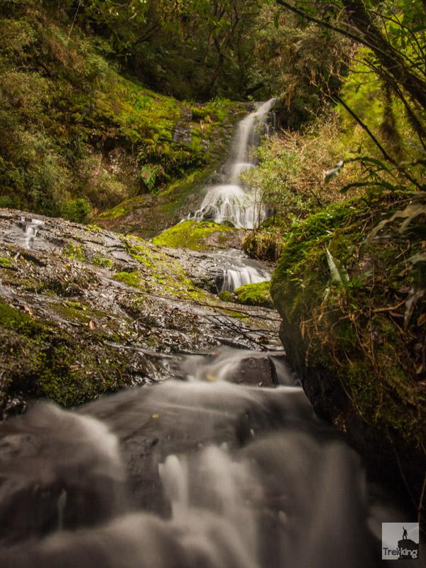 Cachoeira em Jaquirana/RS