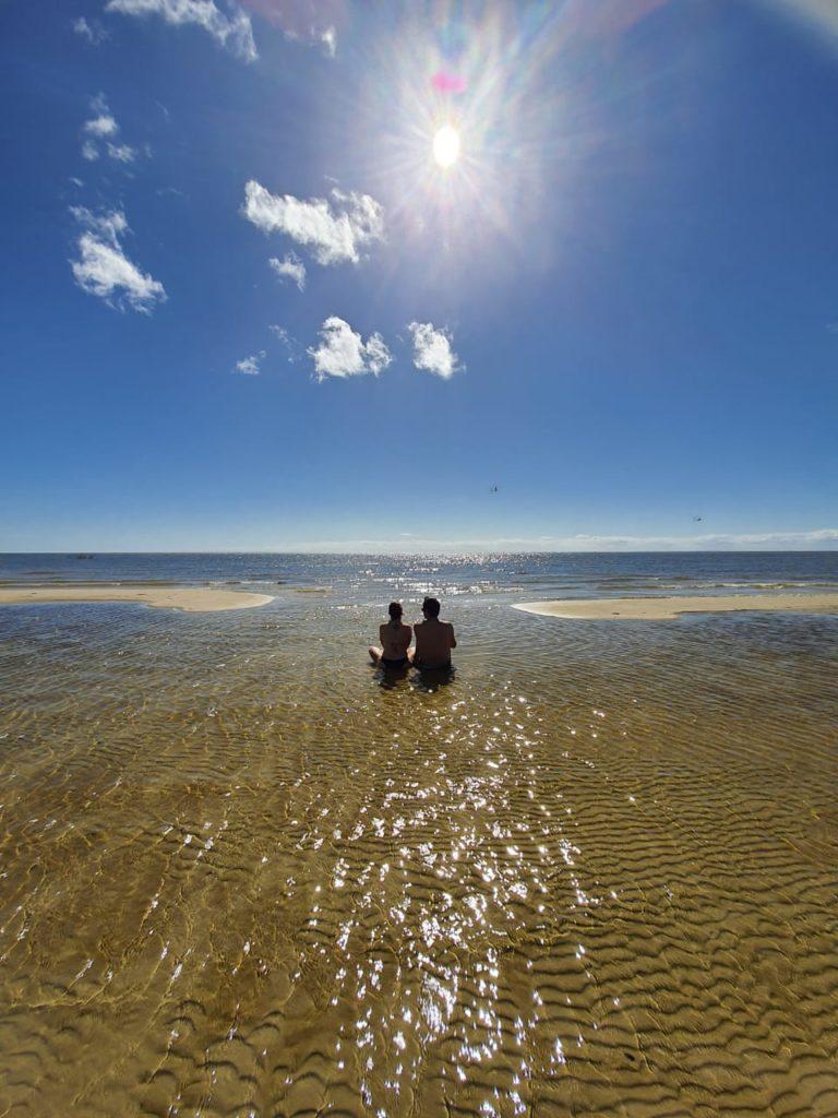 Travessia Lagoa dos Patos